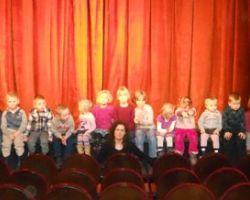 W teatrze Baj