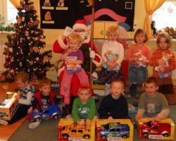 Spotkanie z Mikołajem 2010