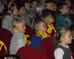W teatrze Guliwer