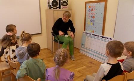 instytut głuchoniemych przedszkole