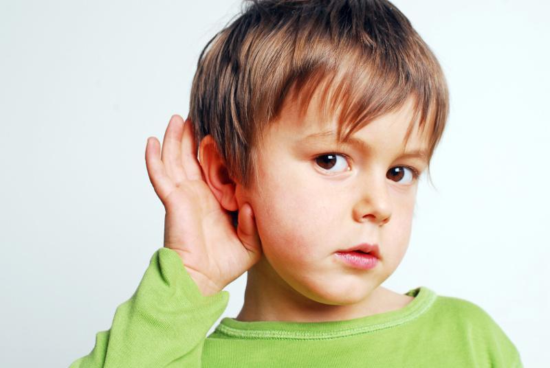 wczesne wspomaganie rozwoju dziecka niesłyszącego