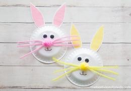 Easter-Bunny-Paper-Plate-Craft-for-Kids