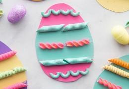 Pasta-Easter-Egg-Craft