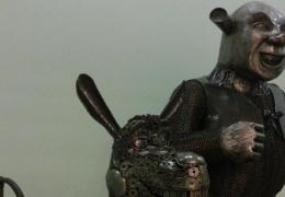 Stalowe rzeźby 2