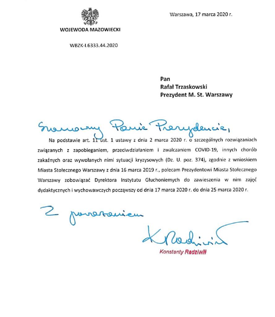 Pismo Wojewody 889x1024