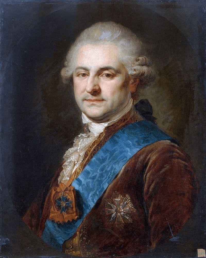 Król Stanisław August Poniatowski Autor Obrazu Jan Chrzciciel Lampi