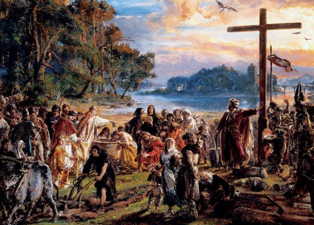Matejko Christianization Of Poland 1024x736