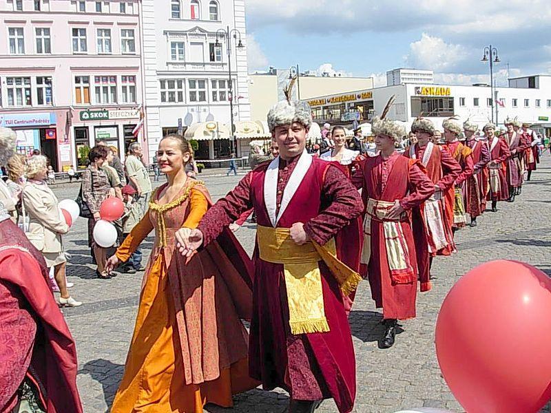 Obchody Święta Trzeciego Maja W Bydgoszczy 2009 R.