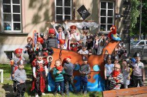 Dzień Dziecka na Wyspie Piratów